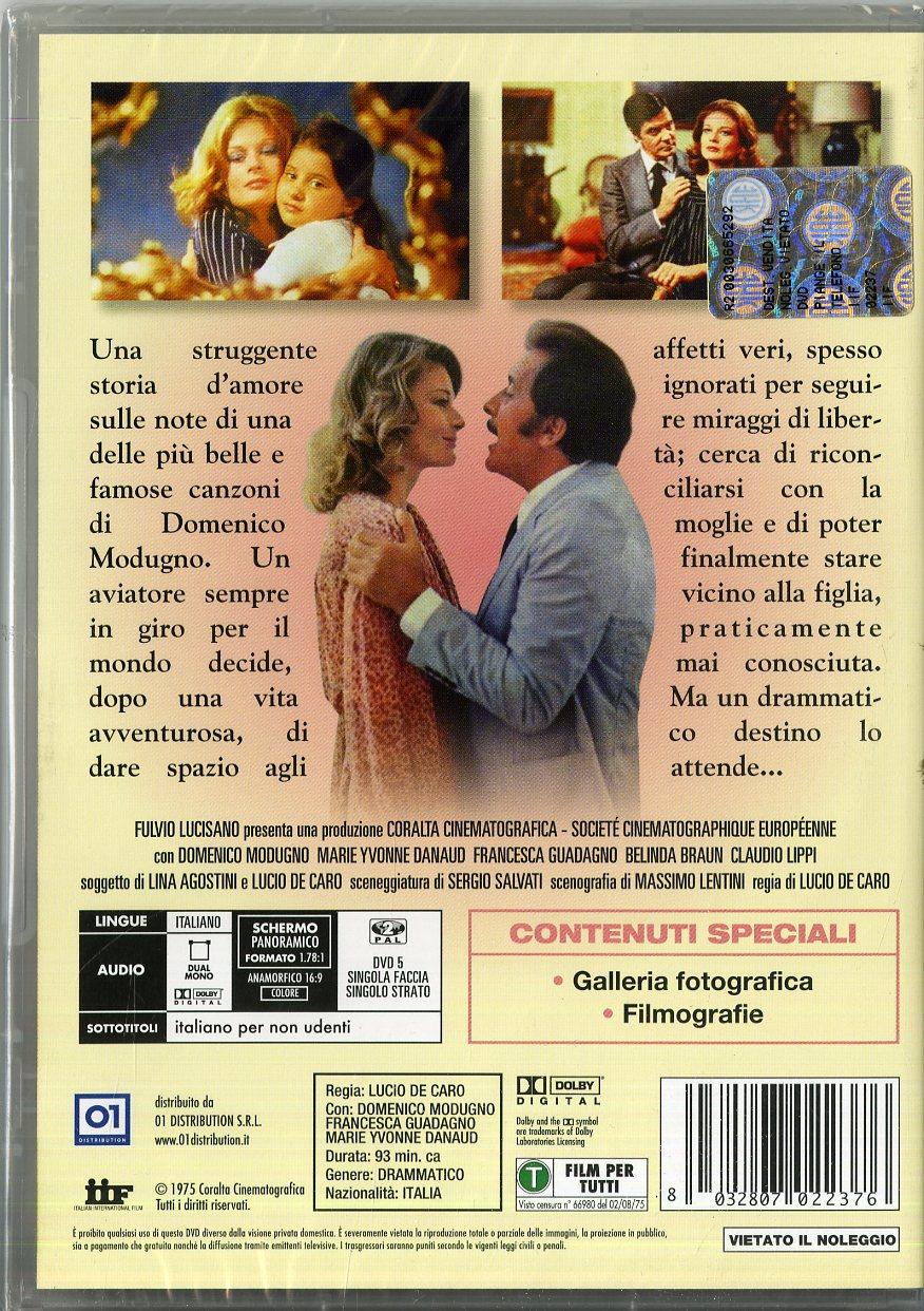Piange Il Telefono Dvd Domenico Modugno Italian Dvds Cds Mondo Music Tv Series And Movies