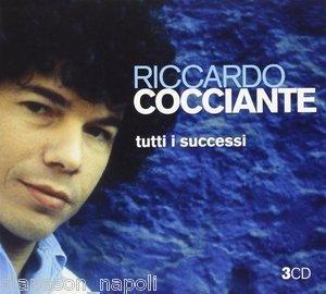 RICCARDO COCCIANTE - TUTTI I SUCCESSI -
