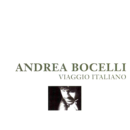ANDREA BOCCELLI - VIAGGIO ITALIANO