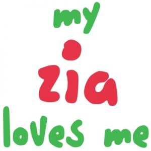 MY ZIA LOVES ME