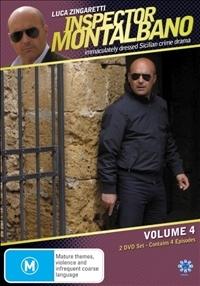 INSPECTOR MONTALBANO - VOLUME 4