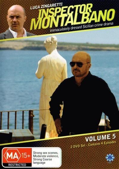 INSPECTOR MONTALBANO – VOLUME 5