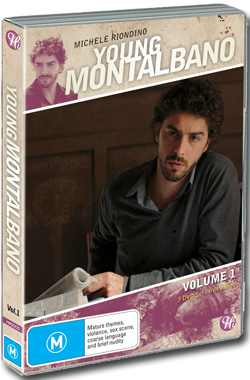 THE YOUNG MONTALBANO: IL GIOVANE MONTALBANO VOLUME 1
