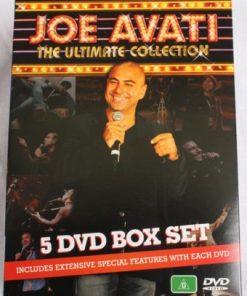 JOE AVATI 5 DVD BOX SET COLLECTION