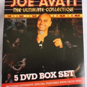 JOE AVATI 5 DVD BOX SET COLLECTION