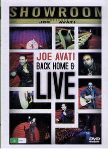 JOE AVATI - BACK HOME & LIVE