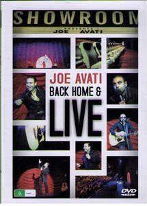 JOE AVATI - BACK HOME & LIVE