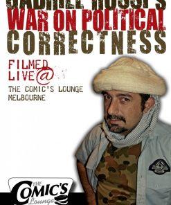 GABRIEL ROSSI - WAR ON POLITICAL CORRECTNESS