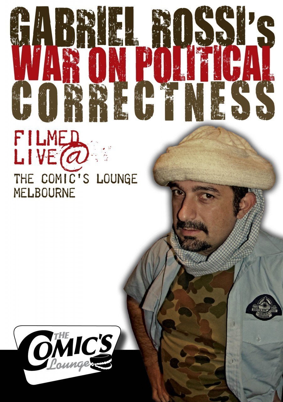 GABRIEL ROSSI - WAR ON POLITICAL CORRECTNESS