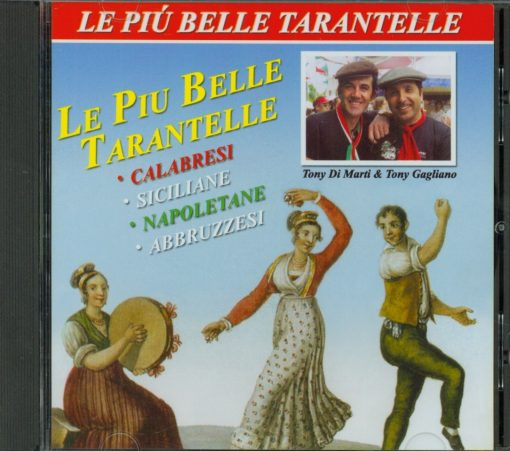 TONY DI MARTI - LE PIU' BELLE TARANTELLE