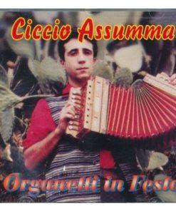 CICCIO ASSUMMA - ORGANETTI IN FESTA