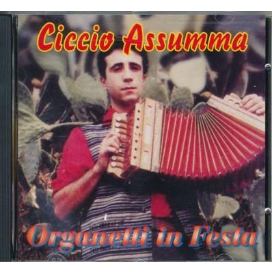 CICCIO ASSUMMA – ORGANETTI IN FESTA