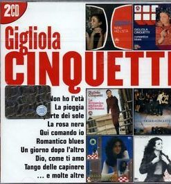 GIGLIOLA CINQUETTI - I GRANDI SUCCESSI (2 CD)