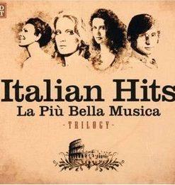 ITALIAN HITS - LA PIU' BELLA MUSICA (TRILOGY 3 CD)
