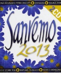 SANREMO 2013 (2 CD)