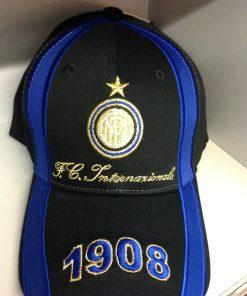 INTER MILAN CAP BLUE