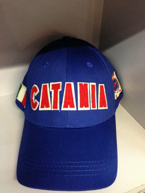 CATANIA BLUE CAP