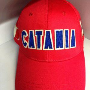 CATANIA CAP RED