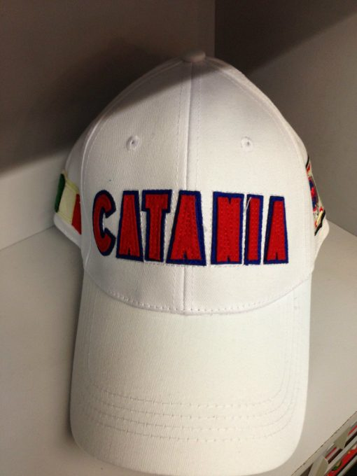 CATANIA CAP WHITE