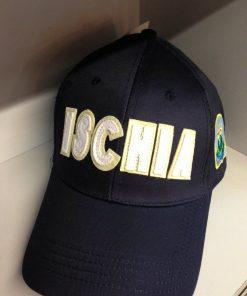 ISCHIA BLUE CAP