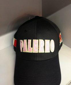 PALERMO BLACK CAP