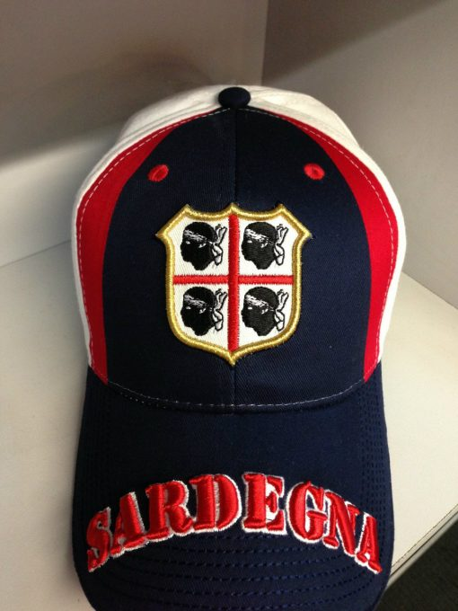 SARDEGNA CAP BLUE