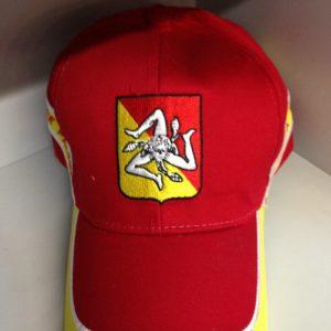 SICILIA RED CAP