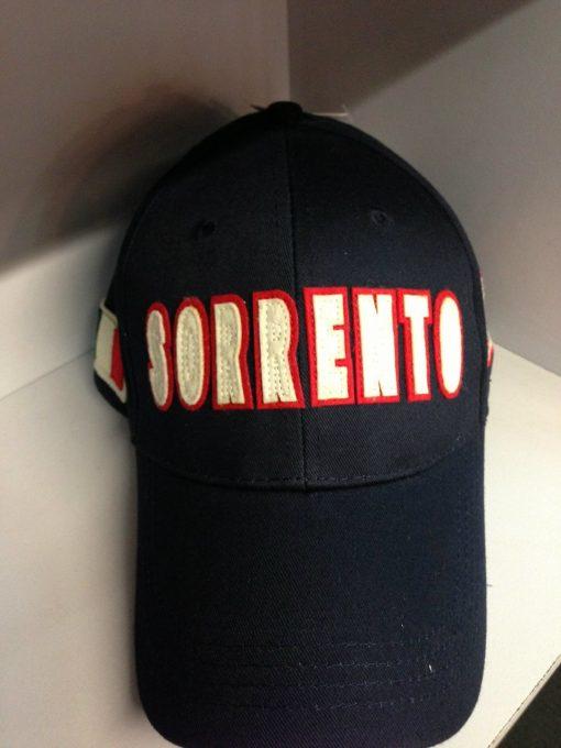 SORRENTO BLACK CAP