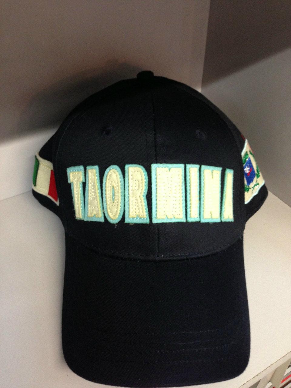 TAORMINA BLACK CAP