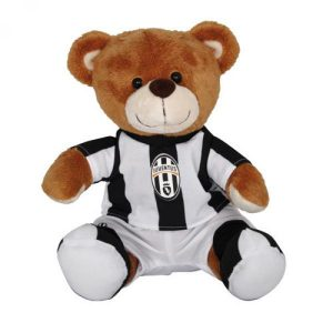 JUVENTUS OFFICIAL BEAR LARGE