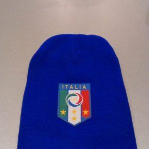 ITALIA BEANIE BLUE