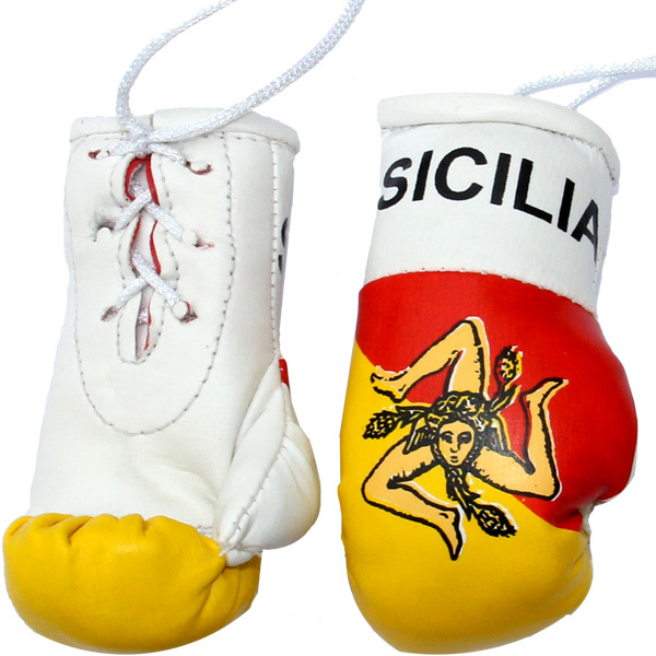 SICILIA BOXING GLOVES