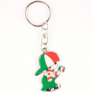 ITALIA BOY KEY CHAIN