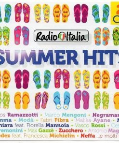 RADIO ITALIA SUMMER HITS (2CD)
