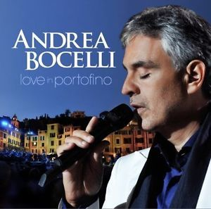 ANDREA BOCELLI - LOVE IN PORTOFINO CD & DVD