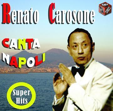 RENATO CAROSONE - CANTA NAPOLI