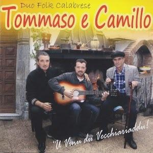 DUO FOLK CALABRESE - TOMMASO E CAMILLO