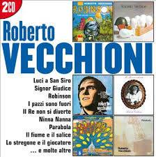 ROBERTO VECCHIONI - I GRANDI SUCCESSI (2CD)
