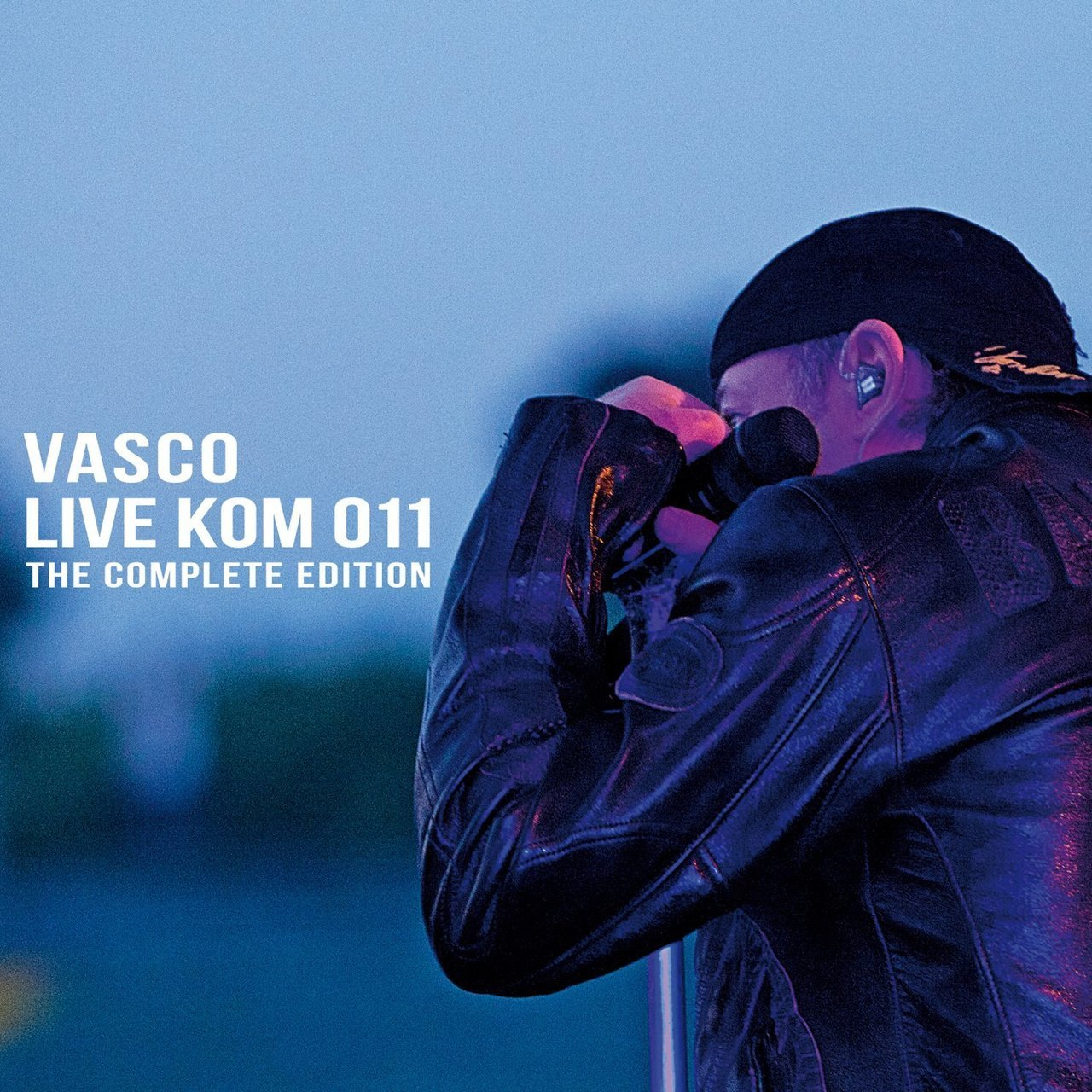 VASCO LIVE KOM 0 - THE COMPLETE EDITION (2CD+1DVD)