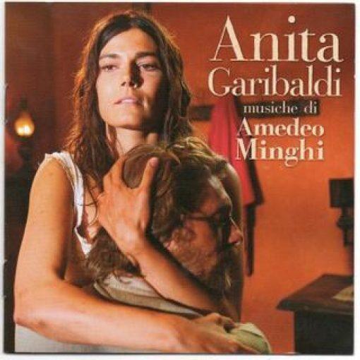 ANITA GARIBALDI - MUSICHE DI AMEDEO MINGHI 2CD SET