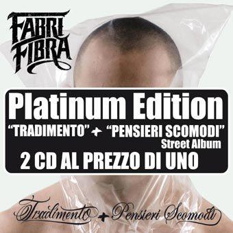 FABRI FIBRA - TADIMENTO + PENSIERI SCOMODI - DELUXE
