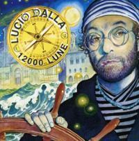 LUCIO DALLA - 12000 LUNE - 3CD SET