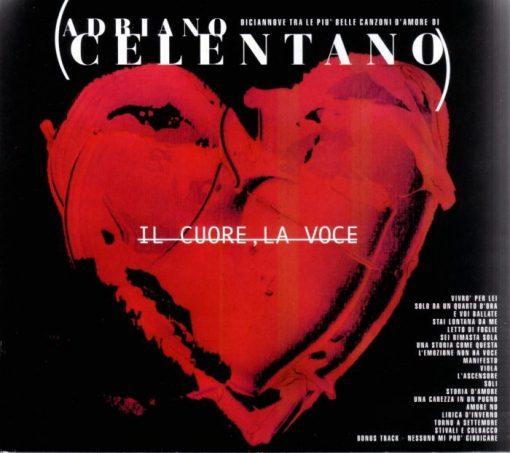 ADRIANO CELENTANO - IL CUORE, LA VOCE