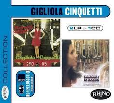 GIGLIOLA CINQUETTI - COLLECTION 2LP IN 1CD