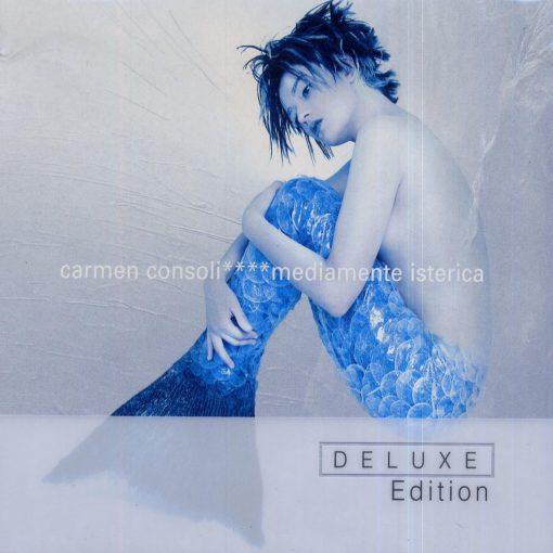 CARMEN CONSOLI - MEDIAMENTE ISTERICA - DELUXE EDITION - 2CD