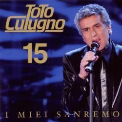 TOTO CUTUGNO - 15 I MIEI SANREMI (CD & DVD)