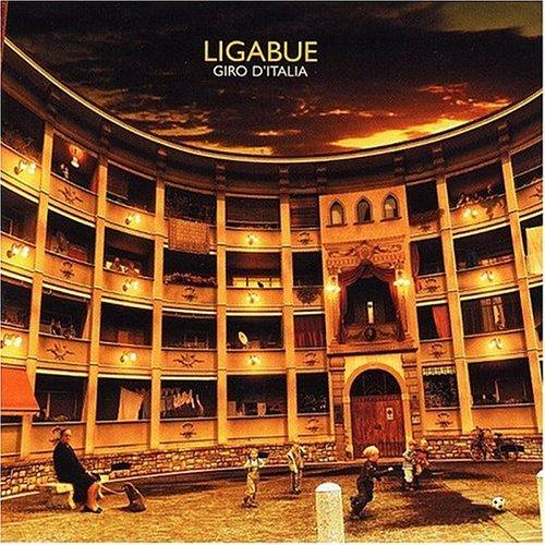 LIGABUE - GIRO D'ITALIA (2CD)