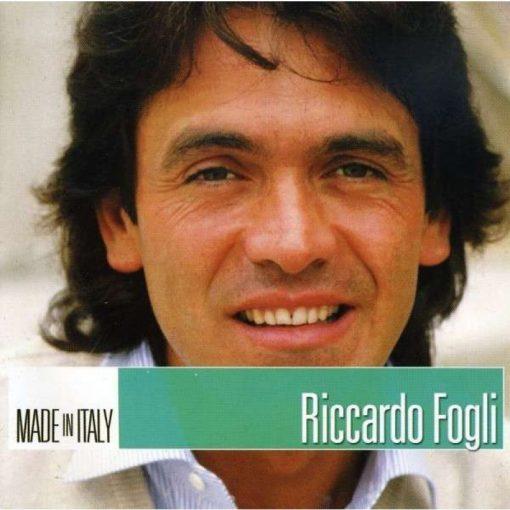 RICCARDO FOGLI - MADE IN ITALY