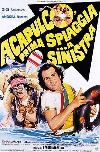 ACAPULCO – PRIMA SPIAGGIA A …..SINISTRA