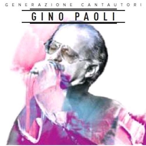 GINO PAOLI - GENERAZIONE CANTAUTORI (2CD)